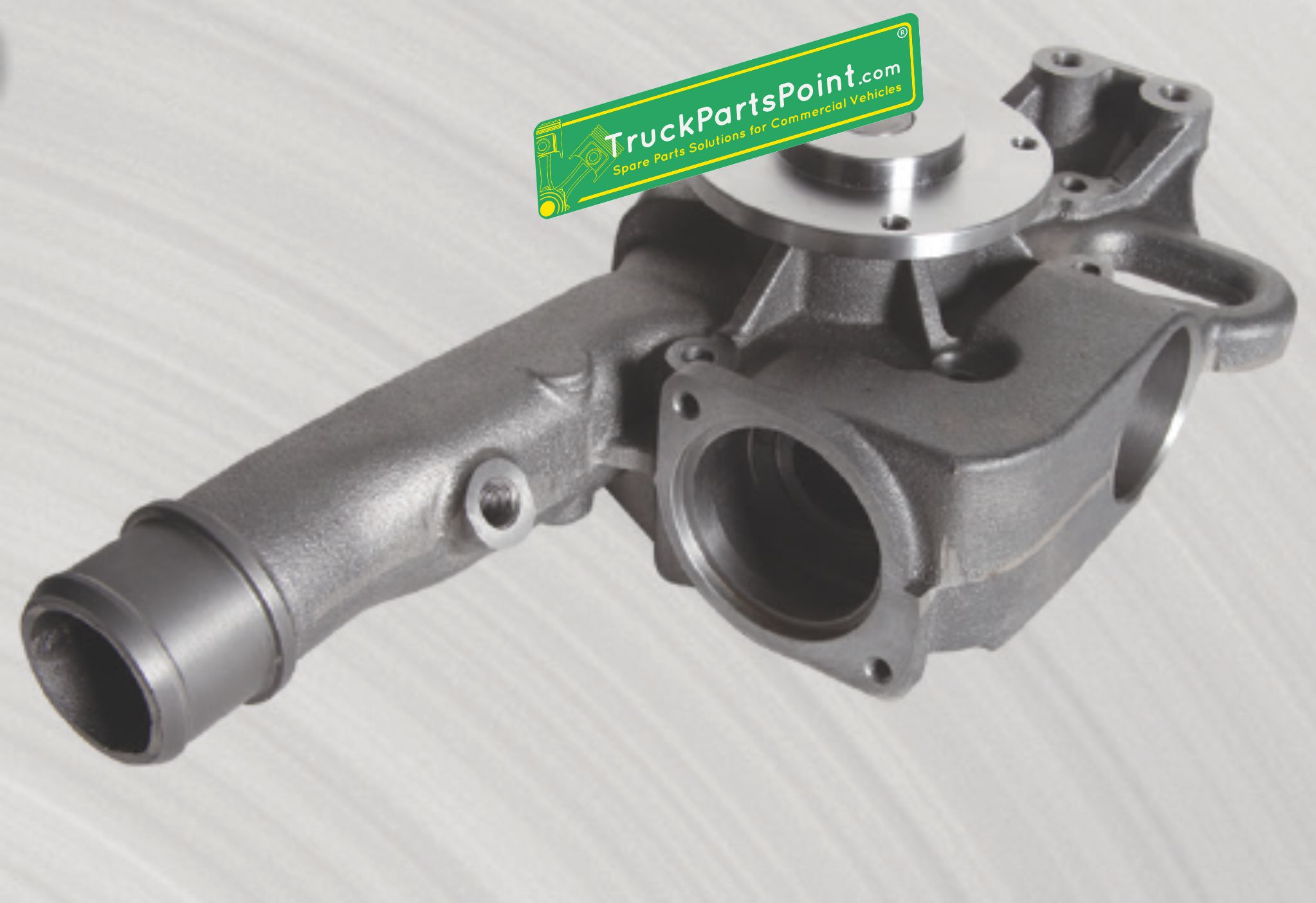 Water Pump Mercedes Atego