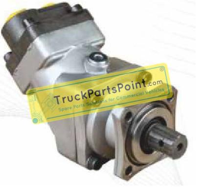 7 Piston Bent Axis Pump